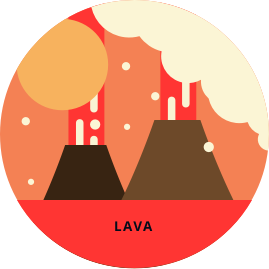 Game-Play Lava